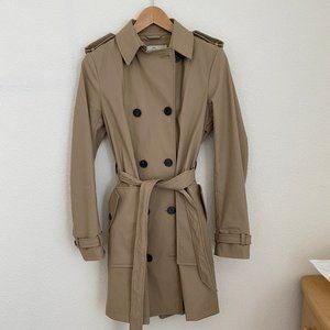 All Saints trench coat US size 8